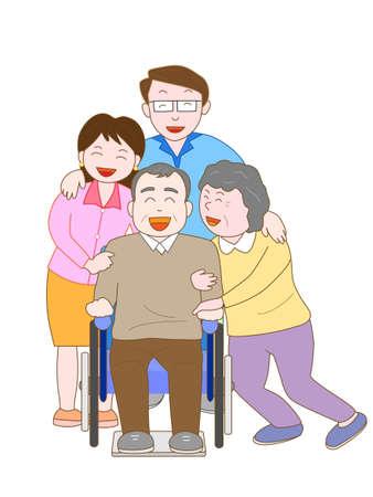 pflegeversicherung: Leben im Alter