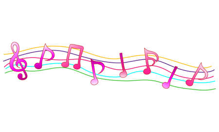 recital: Music icons