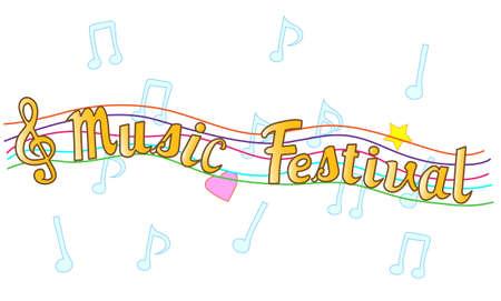 音楽祭のタイトル