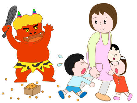 traditional events: Day of setsubun