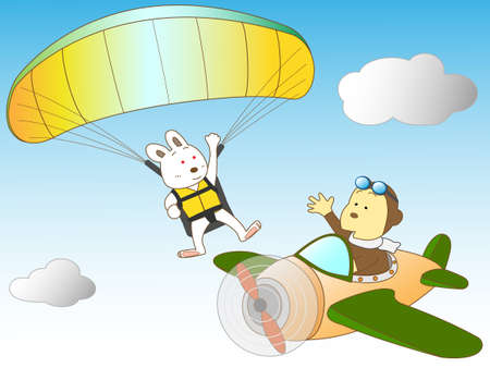 air flow: Animals for air travel