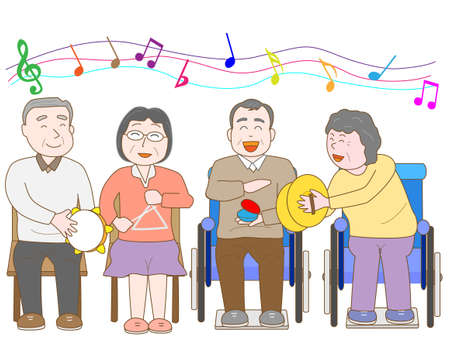 ageing: Concert for the elderly