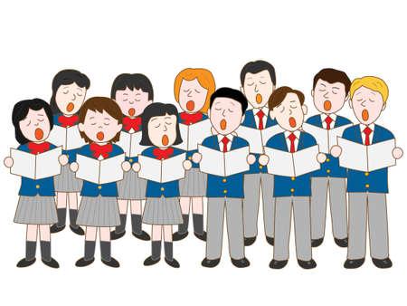 Student chorus
