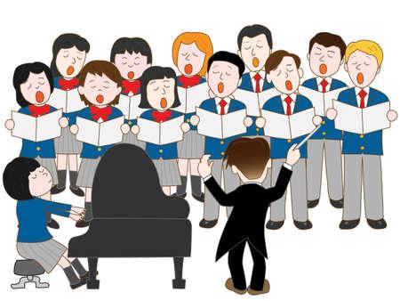 学生合唱団コンサート