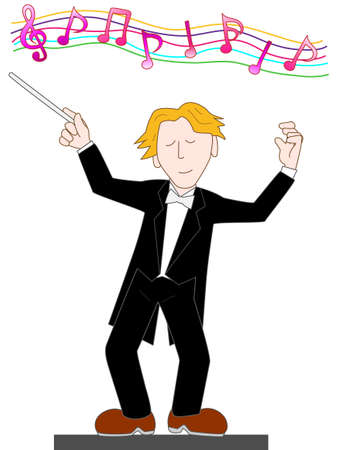conductor: Conductor Illustration