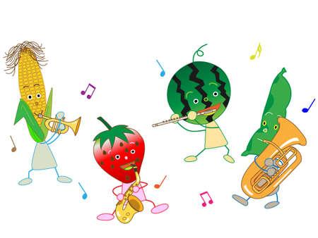 symphonic: Music festivals for vegetable