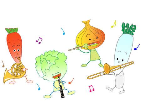 fruitful: Music festivals for vegetable
