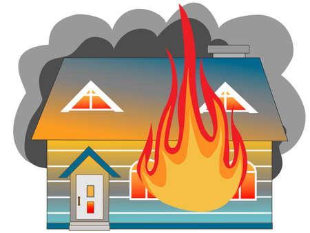 calamity: Fire House