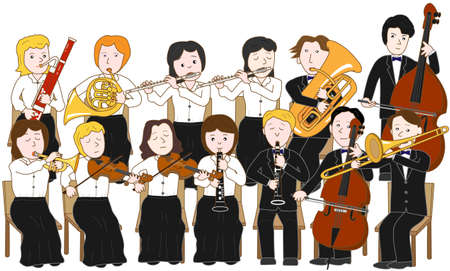 concert de l'Orchestre