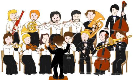 fagot: koncert Orkiestry