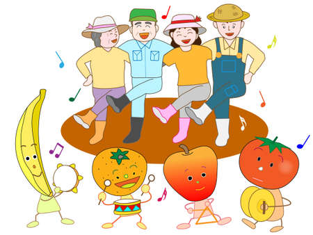 fruitful: The joy of harvest