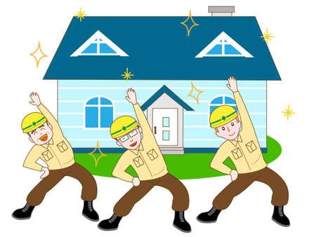 新しい建設労働者運動