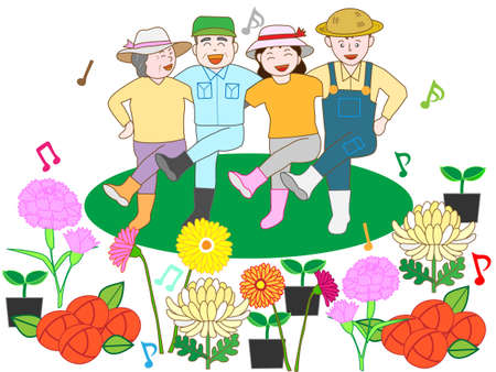 growers: The joy of flower growers