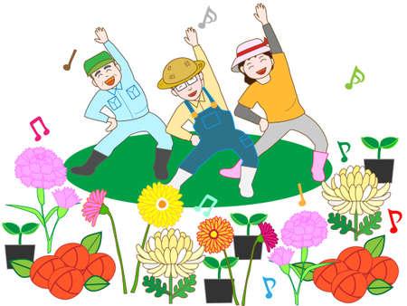growers: The joy of flower growers