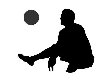 Zitvolleybal voor gehandicaptensport