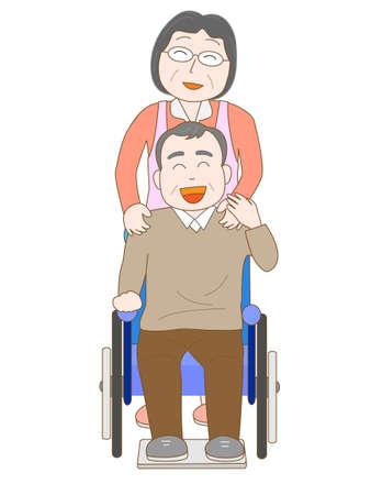 rehab: Elderly care for the elderly