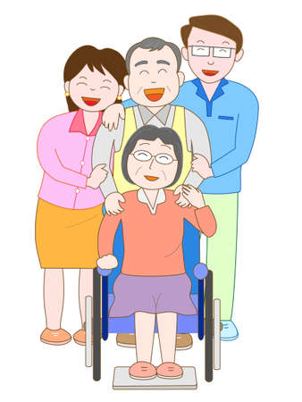 home care nurse: Living with the elderly