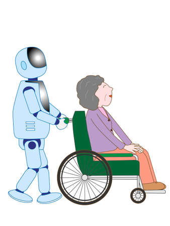 Robots that care for the elderly