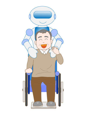 nursing care are for seniors: Robots that care for the elderly