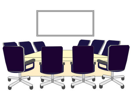briefing: Conference room
