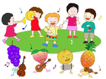 castanets: Childrens concert