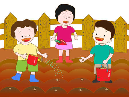 wakaba: Kids  farm