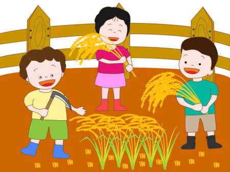 fruitful: Kids  farm