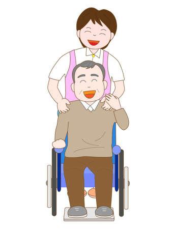 pflegeversicherung: Pflegearbeit