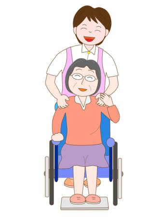 stroll: Cares work
