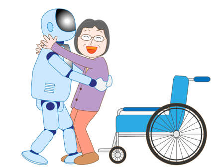 ageing: Robots that care for the elderly
