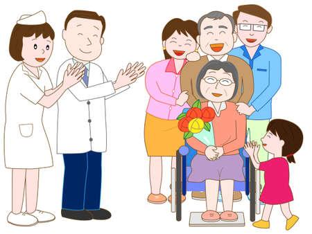 imagen del joven equipo o grupo de médicos que trabajan