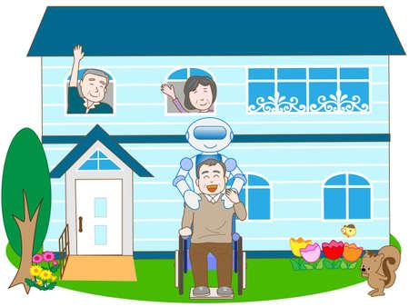lair: Nursing home of the future