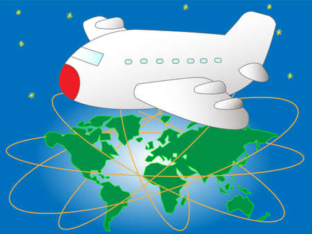 jumbo jet: Journey in the jumbo jet