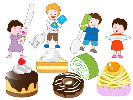 childrens': Childrens favorite sweets