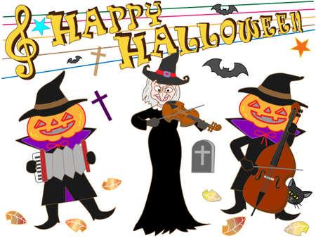 fancy dress party: Halloween concert