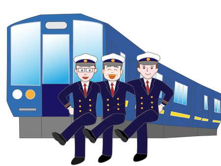 duties: Excise duties in the train