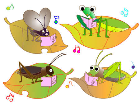 subtilis: Insects fall concert