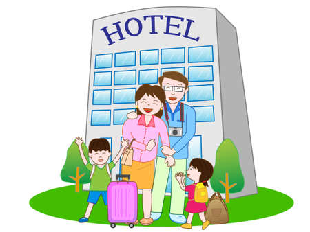 long weekend: Family travel