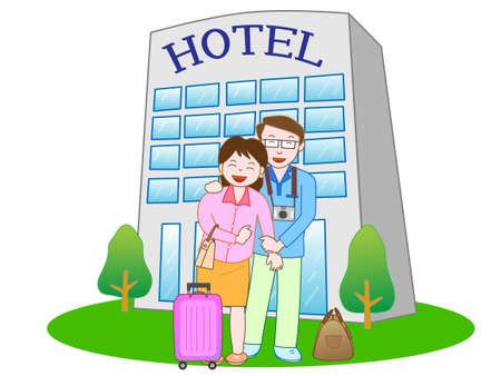 homecoming: Traveling with your spouse Illustration
