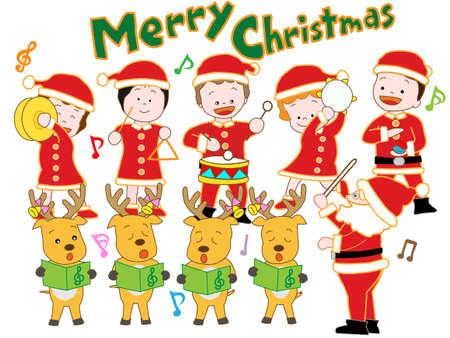 Cymbals: Christmas concert