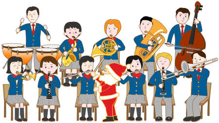 conductor: Christmas concert