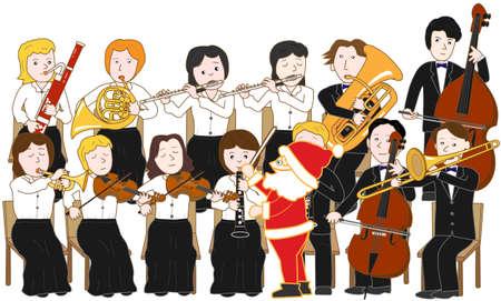 symphonic: Christmas concert