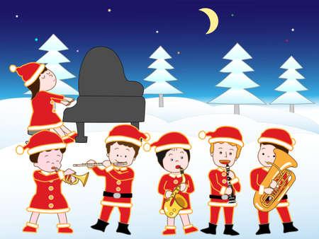 nursery tale: Christmas concert