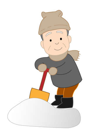 Snow removal for seniors