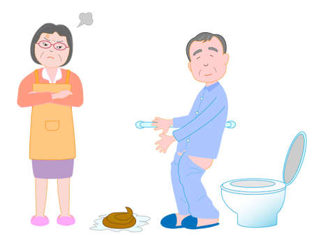bowel disorder: Nursing care of patients with dementia