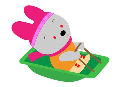 Sleigh play Hare