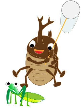 Beetle bug fix Illustration
