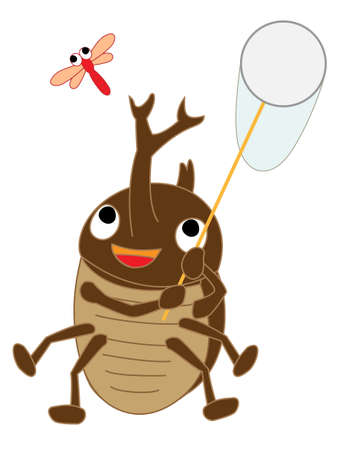 Beetle bug fix Illustration