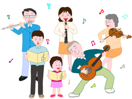 pastime: Family concert