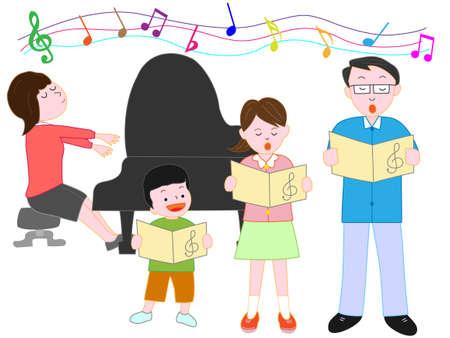 chorus: Family chorus
